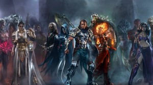 Magic The Gathering Duels of the Planeswalkers Wallpaper